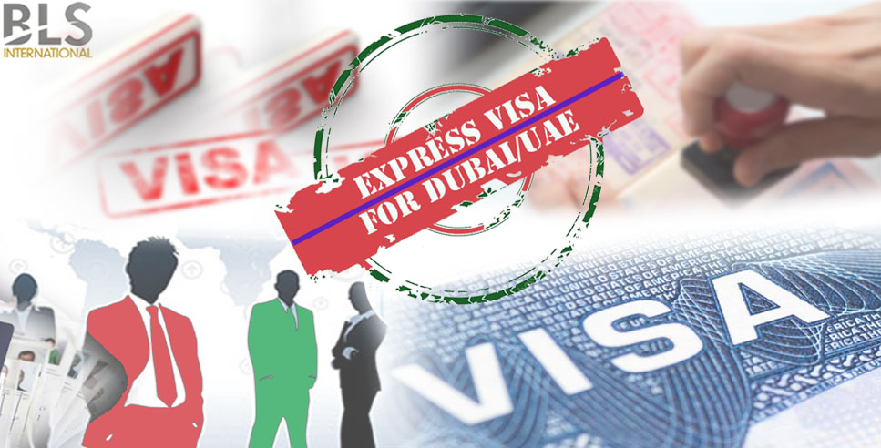 express visa for Dubai