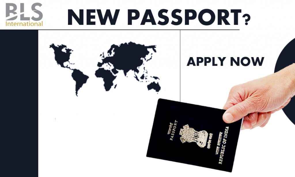 Apply New Passport