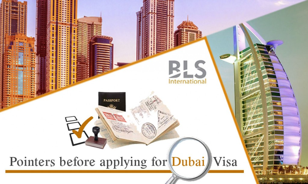 Important Information before applying for Dubai Visa
