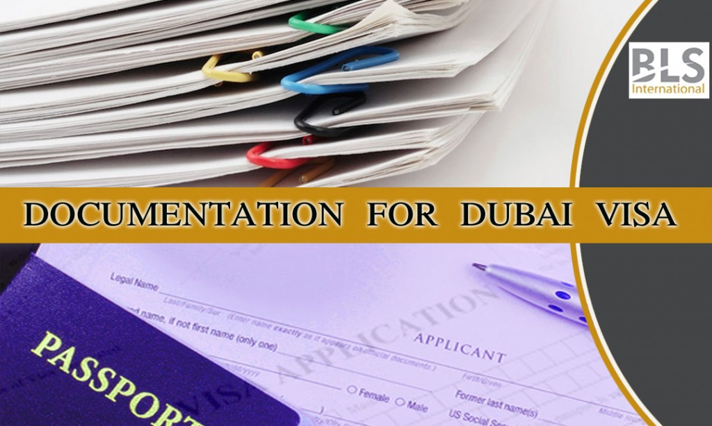 Required documents for Dubai Visa