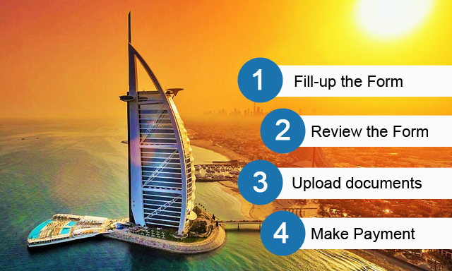 How does online tracking keep you updated with your Dubai Visa Application status