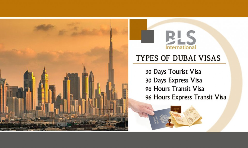 4 types of Dubai Visas