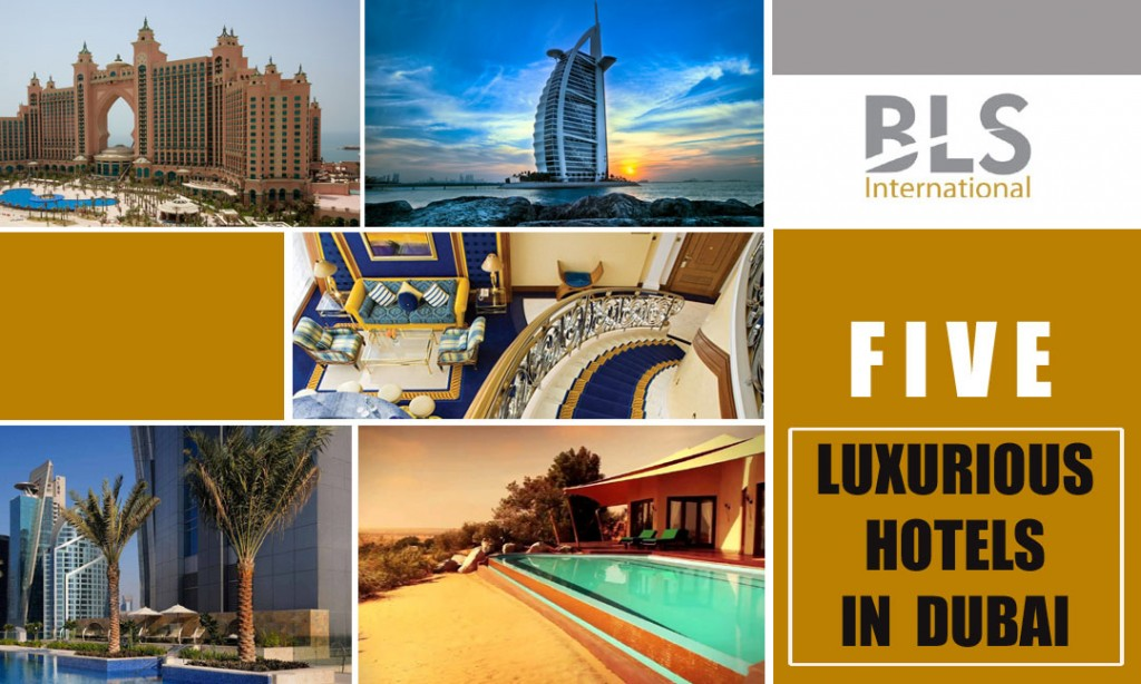 popular hotels in Dubai