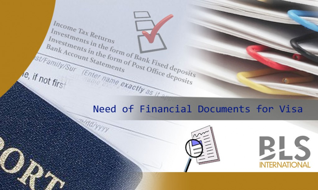 Financial documents need