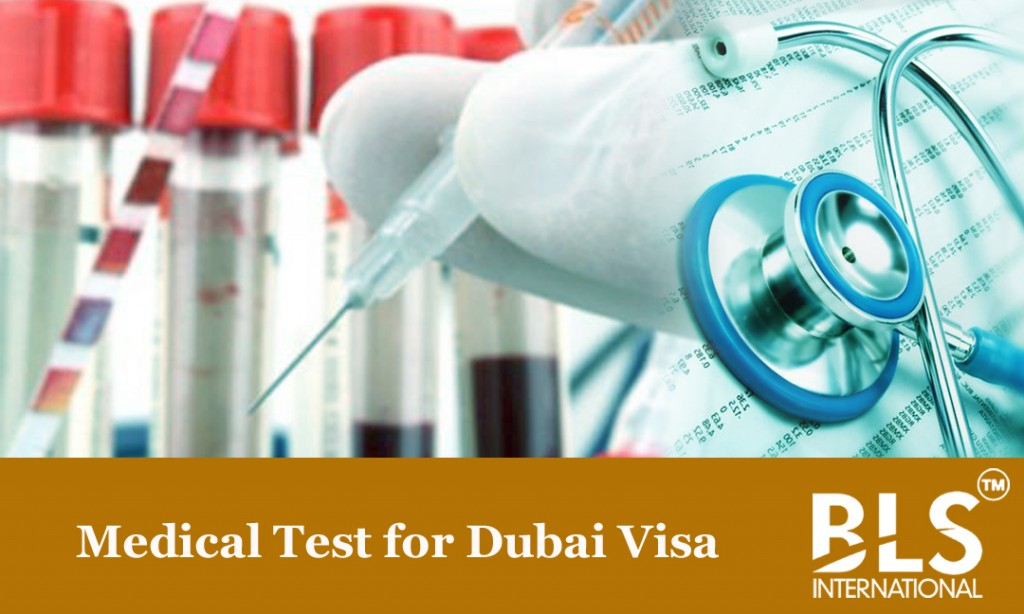 Medical Test for Dubai Visa