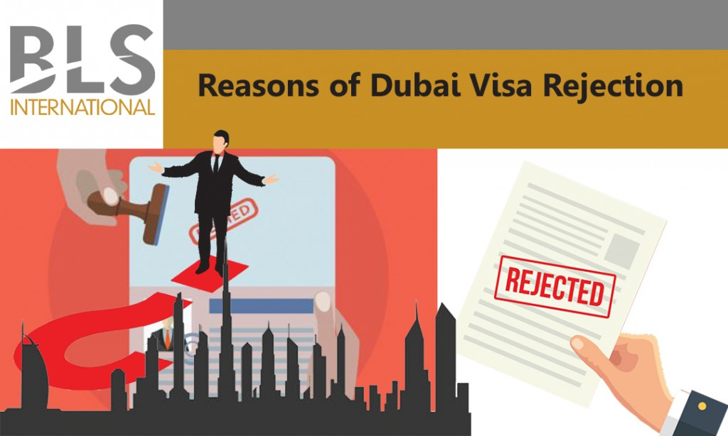 important reasons of Dubai Visa Rejection