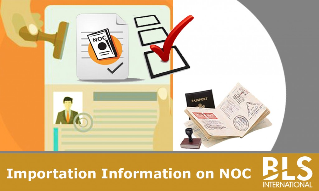 Importation Information on NOC
