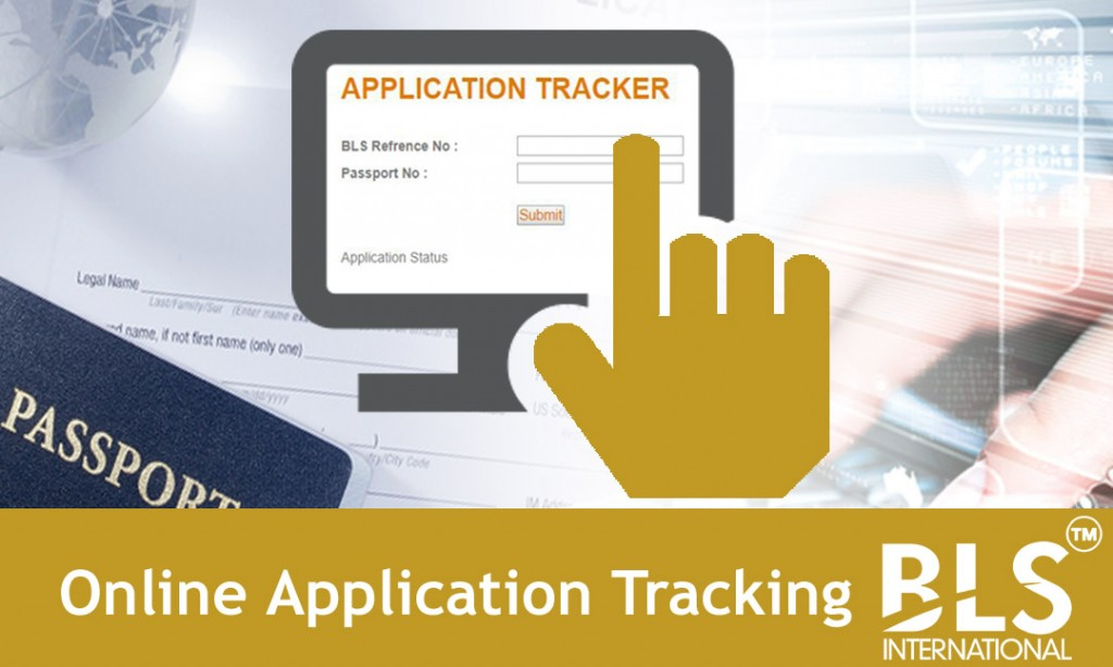 Online Application Tracking